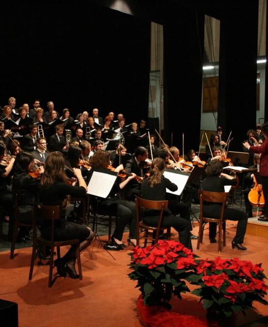 Esercitazioni orchestrali; Orchestra e rep. orchestrale; Laboratorio di formazione orchestrale