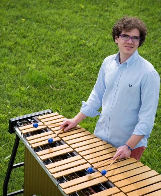 12 e 19 Settembre 2016, Giovanni Perin – Masterclass di Percussioni
