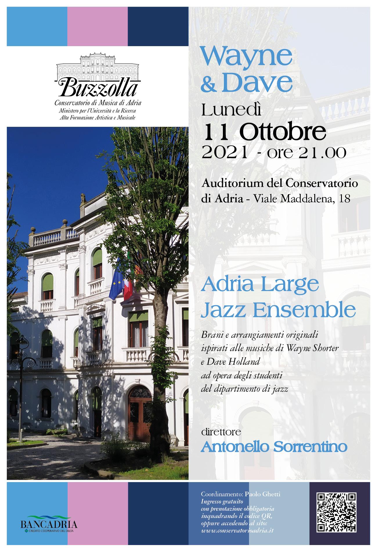 Adria Large Jazz Ensemble