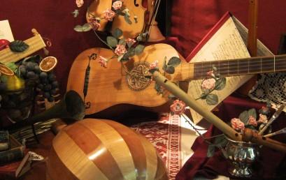 19 ottobre 2016, Laboratorio di musica antica