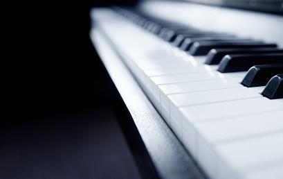 5 aprile 2018 – Pomeriggi musicali al pianoforte