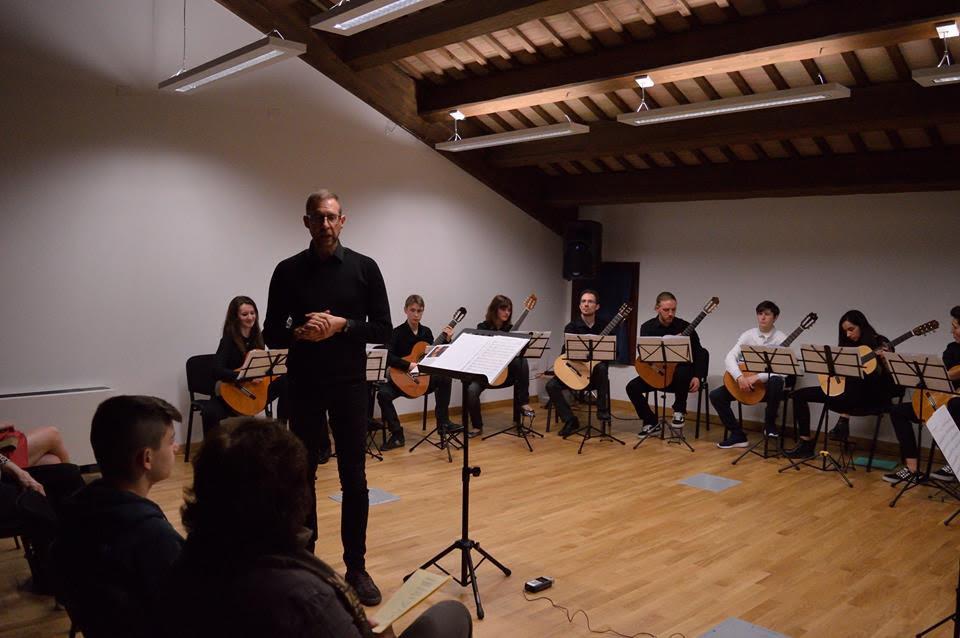 Orchestra di Chitarre - Foto 1