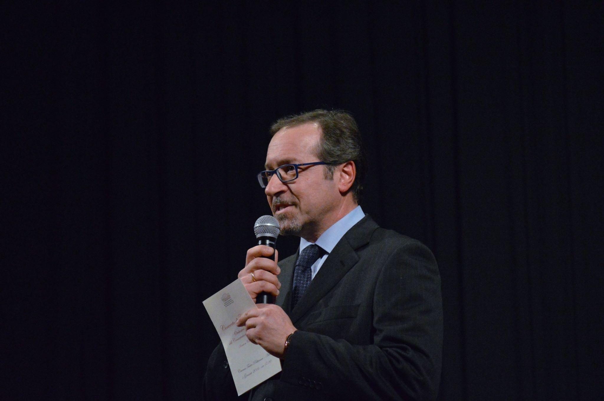 Saluto di benvenuto del Direttore Roberto Gottipavero
