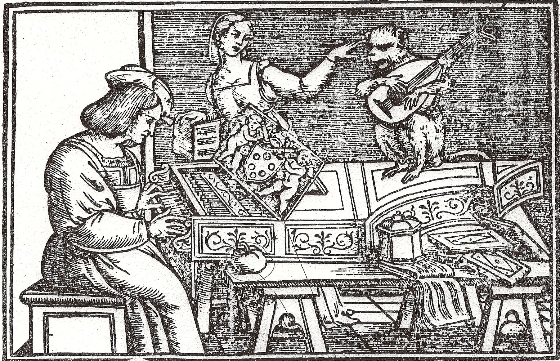 Masterclass sulla genesi e sull'evoluzione della scrittura tastieristica con Laura Bertani, dal 6 Aprile al 7 Giugno 2017