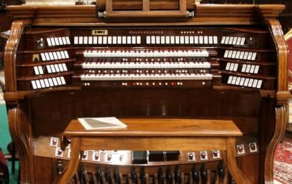 11 Giugno 2017 ore 11:30 Cattedrale di Adria, Concerto d'organo