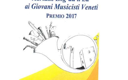 Adriatic Lng dà il 'La' ai Giovani Musicisti Veneti – PREMIO 2017