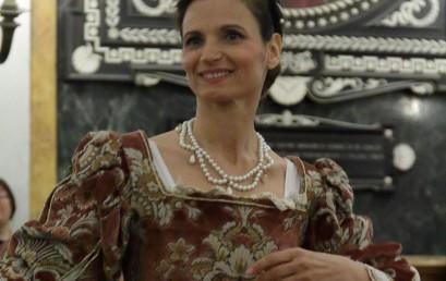 Masterclass di Danza Storica con Letizia Dradi, 8-9-15-16 settembre 2017