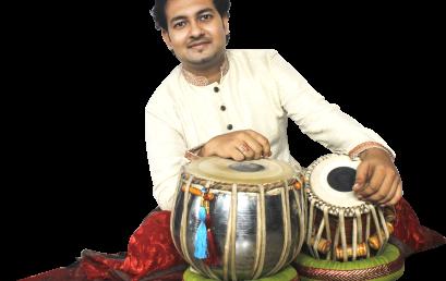 Masterclass di Tabla con Abhirup Roy – 15 e 16 novembre 2017