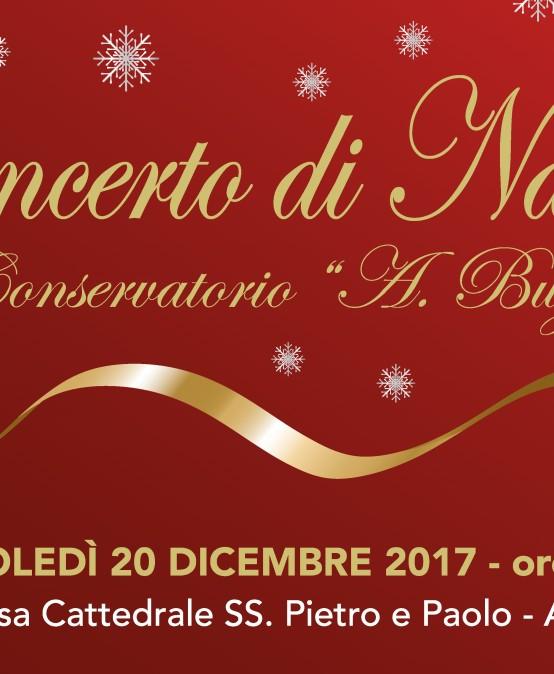 20 dicembre 2017, ore 21.00 Concerto di Natale, Chiesa Cattedrale dei SS. Pietro e Paolo – Adria