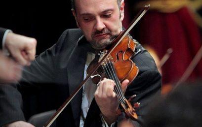 9 e 16 aprile 2018 – Masterclass Passi Orchestrali, Ritmica, Lettura Veloce e Repertorio violinistico