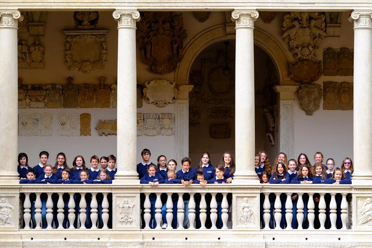 27 Maggio 2018 ore 18:00, Concerto del Coro di Voci Bianche Cesare Pollini di Padova