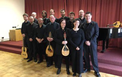 """23 marzo 2019 – Concerto dell'ensemble """"Caput Gauri"""""""