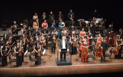 Bando di selezione per strumentisti d'orchestra