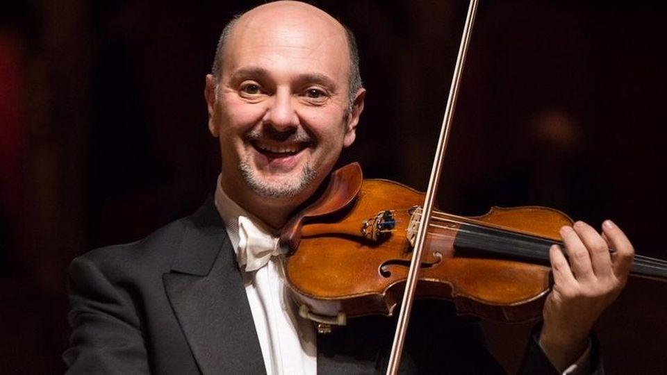 21 e 28 settembre 2020 – Masterclass di Passi Orchestrali, Lettura a prima vista e Repertorio violinistico con il M° Stefano Furini