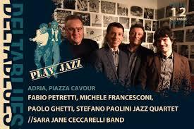 12 settembre 2020, ore 21.30 Deltablues, Piazza Cavour – Adria