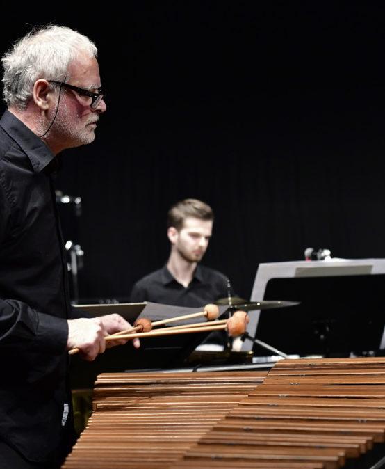 "Masterclass – ""Marimba e Multipercussioni"""
