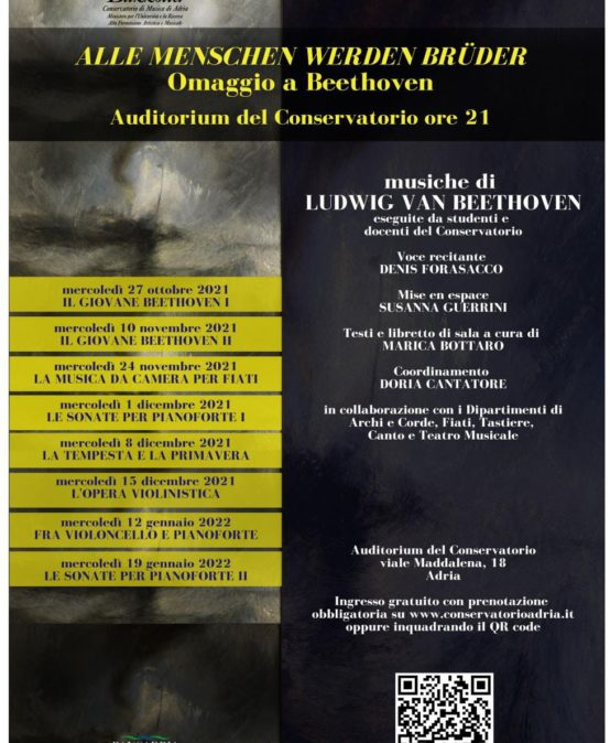 Festival Concertistico dedicato alla musica di Beethoven